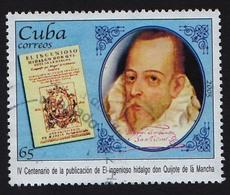Cuba 2005, Don Quijote De La Mancha, 1v, Used - Cuba