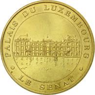 France, Jeton, Paris - Palais Du Luxembourg - Le Sénat N°1, 1998, Monnaie De - Other
