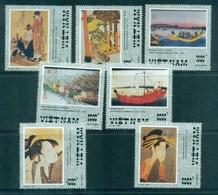 Vietnam 1994 Japanesa Paintings MUH Lot83759 - Viêt-Nam