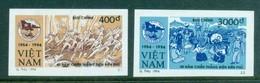 Vietnam 1994 Victory At Dien Bien Phu IMPERF MUH Lot83754 - Viêt-Nam