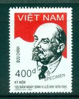 Vietnam 1995 Lenin SPECIMEN MUH Lot82826 - Vietnam