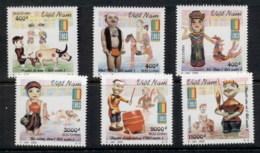 Vietnam 2000 Water Puppets, World Stamp Expo MUH - Vietnam