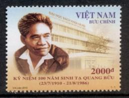 Vietnam 2010 Ta Quang Bu'u MUH - Vietnam