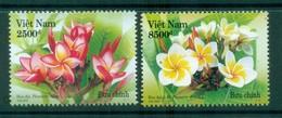 Vietnam 2012 Frangipani Flowers MUH Lot82609 - Vietnam