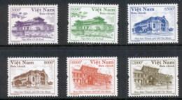 Vietnam 2014 Buildings MUH - Vietnam