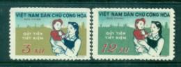 Vietnam North 1961 Savings Campaign MUH Lot83705 - Vietnam