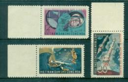 Vietnam North 1962 Vostok 3 Space Flights MUH Lot83644 - Vietnam