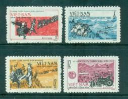 Vietnam North 1964 Battle Of Dien Bien Phu MUH Lot83663 - Vietnam
