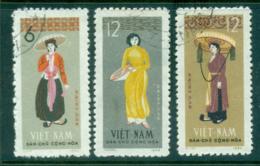 Vietnam North 1964 Costumes FU Lot33857 - Vietnam