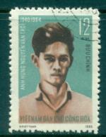 Vietnam North 1965 12xu Nguyen Van Troi (1/3) FU Lot33847 - Vietnam