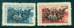 Vietnam North 1965 August Revolution 20th Anniv. MUH Lot83674 - Vietnam