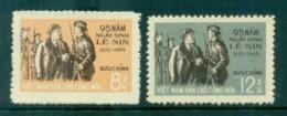 Vietnam North 1965 Lenin Birth 95th Anniv. MUH Lot83670 - Vietnam