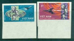 Vietnam North 1965 Voshkod 1 Space Flight IMPERF MUH Lot83669 - Vietnam