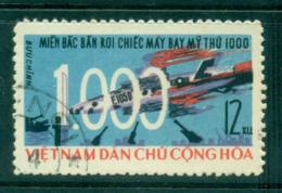 Vietnam North 1966 100th US Warplane Shot Down FU Lot33843 - Vietnam