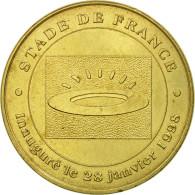 France, Jeton, Saint-Denis - Stade De France N° 2, 2000, Monnaie De Paris, TTB - Other