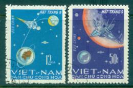 Vietnam North 1966 Luna 9 FU Lot33878 - Vietnam