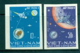 Vietnam North 1966 Luna 9 Space Flight IMPERF MUH Lot83682 - Vietnam