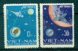 Vietnam North 1966 Luna 9 Space Flight MUH Lot83681 - Vietnam