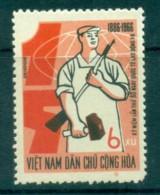Vietnam North 1966 May Day MUH Lot83679 - Vietnam