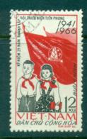 Vietnam North 1966 Young Pioneers FU Lot33877 - Vietnam