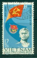 Vietnam North 1966 Youth Labour Union FU Lot33851 - Vietnam
