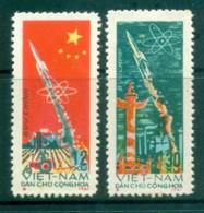 Vietnam North 1967 Chinese Ballistic Missile MUH Lot83690 - Vietnam