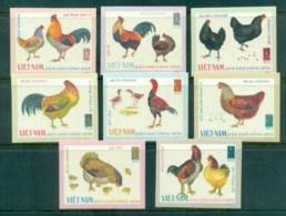 Vietnam North 1968 Chickens IMPERF MUH Lot83693 - Vietnam