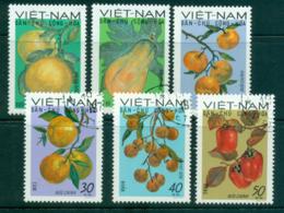 Vietnam North 1969 Fruits FU Lot33882 - Vietnam