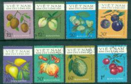 Vietnam North 1975 Fruits FU Lot33831 - Vietnam