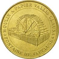 France, Jeton, Fontaine De Vaucluse - Moulin à Papier N°1, 2000, Monnaie De - Other