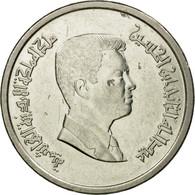 Monnaie, Jordan, Abdullah II, 10 Piastres, 2000/AH1421, TTB, Nickel Plated - Jordanie