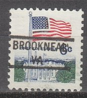 USA Precancel Vorausentwertung Preo, Locals Virginia, Brookneal 841 - Vereinigte Staaten