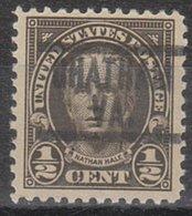 USA Precancel Vorausentwertung Preo, Locals Virginia, Chatham 551-549 - Vereinigte Staaten