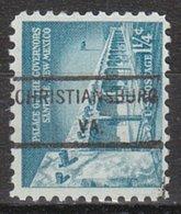 USA Precancel Vorausentwertung Preo, Locals Virginia, Christiansburg 825 - Vereinigte Staaten