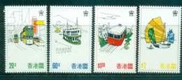 Hong Kong 1977 Transport MUH Lot46221 - Andere
