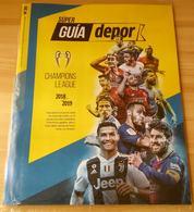 PERU GUIDE CHAMPIONS LEAGUE 2018 - 2019 - Books