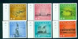 Hong Kong 1989 Construction Projects MUH Lot51952 - Hong Kong (1997-...)