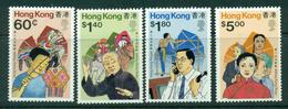 Hong Kong 1989 HK People MUH Lot18797 - Hong Kong (1997-...)