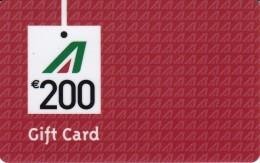 Gift Card Italy Alitalia - ---LOGO Mygiftcard--- - Gift Cards