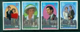 Hong Kong 1989 Royal Visit MUH Lot30389 - Hong Kong (1997-...)