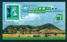 Hong Kong 1997 HK'97 Stamp Ex #2 MS MUH Lot82587 - Hong Kong (1997-...)