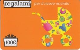 Gift Card Italy Auchan - Per Il Nuovo Arrivato - Gift Cards