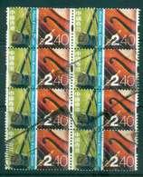 Hong Kong 2002 $2.40 Erhu, Violin Blk 8 FU Lot46222 - Hong Kong (1997-...)