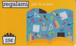 Gift Card Italy Auchan - Per La Scuola - Gift Cards