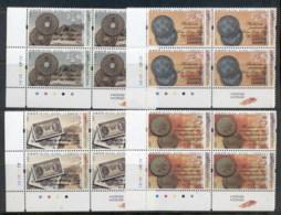 Hong Kong 2004 Hong Kong Currency Blk4 MUH - Hong Kong (1997-...)