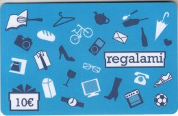 Gift Card Italy Auchan - Regalami - Gift Cards