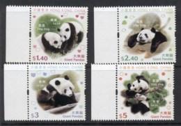 Hong Kong 2008 Pandas MUH - Hong Kong (1997-...)