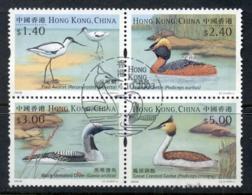 Hong Kong 2009 Birds, Joint Sweden Issus FU - Hong Kong (1997-...)
