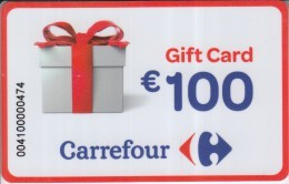 Gift Card Italy Carrefour - Gift Cards