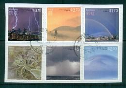 Hong Kong 2014 Weather Phenomena On Piece FU Lot83106 - Hong Kong (1997-...)